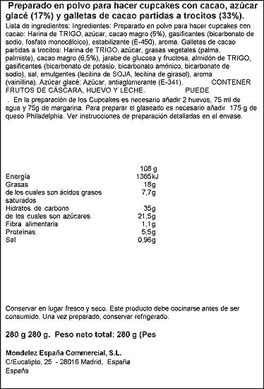 Royal - Masa de bizcocho - 280 g