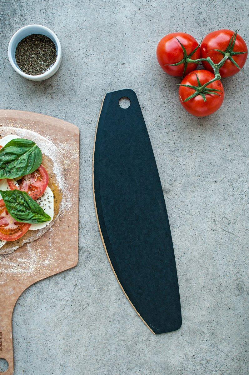 Amazon.com: Epicurean Pizza Cutter Series - Slate/Natural: Pizza ...