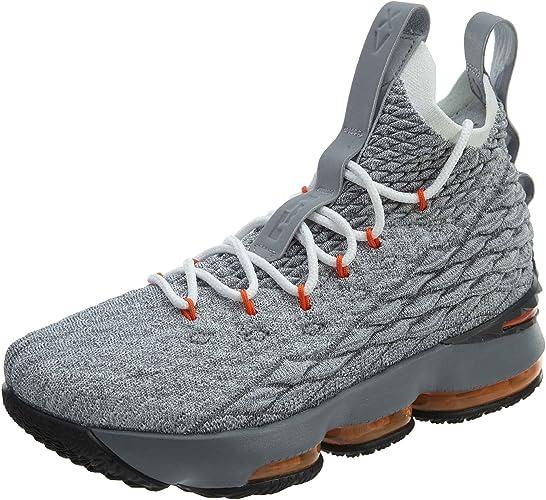 Amazon.com: Nike Kids Preschool Lebron 15 - Zapatillas de ...