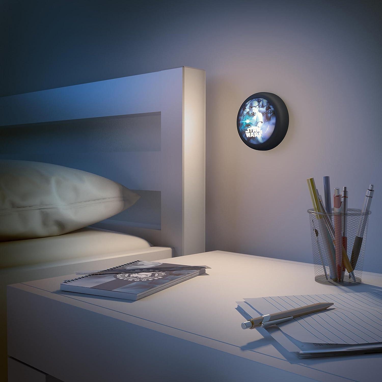 Philips Accesorios 7192430P0, Negro, Luz Nocturna: Amazon.es: Iluminación