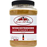 Worcestershire Sauce Powder 1.5 lb Jar, Hoosier Hill Farm