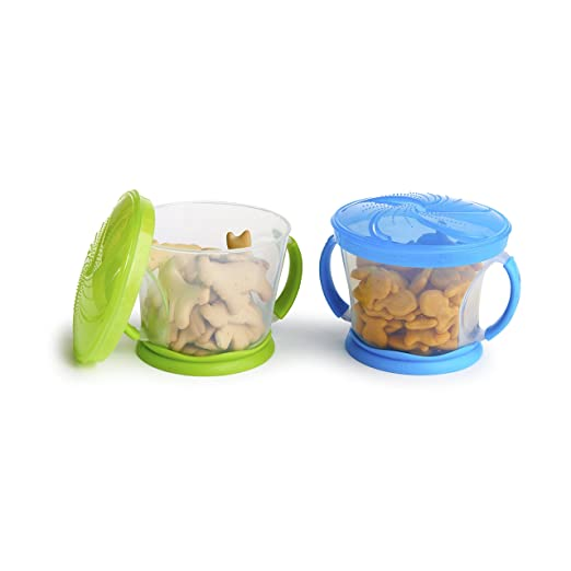 2 Pack of Munchkin Snack Catch...