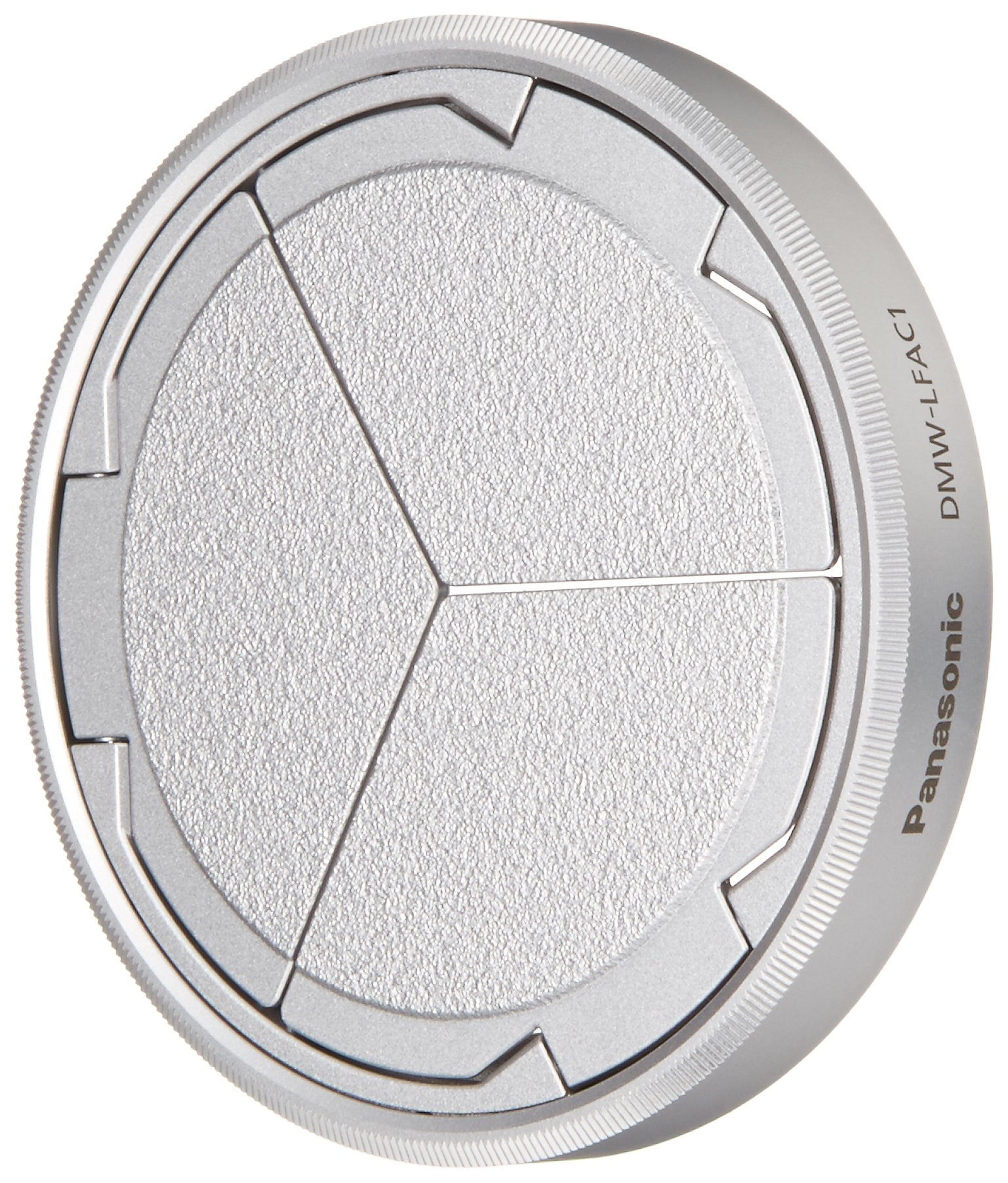 Panasonic DMW-LFAC1S Automatic Lens Cap for Lumix DMC-LX100, Silver