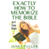 The Bible | 5 Easy Steps to Memorize The Bible - From NIV to King James KJV, To New Testament & Old. Your Gateway To Christian Excellence