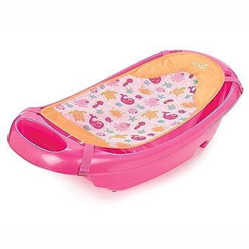 Amazon.com : Summer Infant Splish \'n Splash Newborn to Toddler Tub ...
