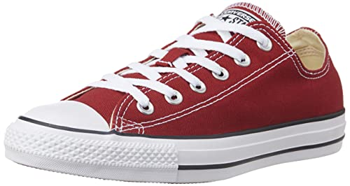 893f0f0f7d9b Converse Unisex Chili Paste Canvas Sneakers - 11 UK  Buy Online at ...