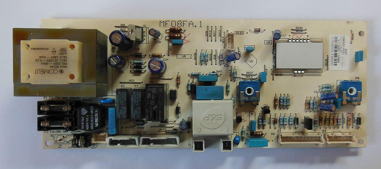 Ferroli Domicompact F24 F30 B /& D PCB 39812370 MF08FA.1