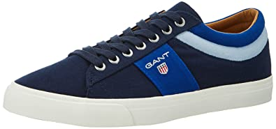 Mens Hero Low-Top Sneakers GANT