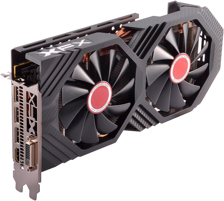 XFX - Tarjeta Gráfica AMD Radeon RX 580 8GB GDDR5 PCI Express 3.0 ...