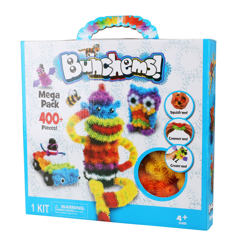 Bunchems Mega pack Spin Master Edición importada