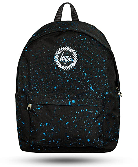 Hype Backpack - Unisex Rucksack - School Shoulder Bag - Just Hype Speckle  Bags (One Size 45b64caa0c8ff