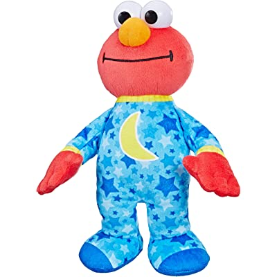 Playskool Sesame Street Lullaby & Good Night Elmo: Toys & Games