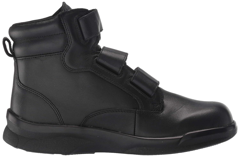 Apex Mens Biomechanical Triple-Strap Work Boot Black Sneaker