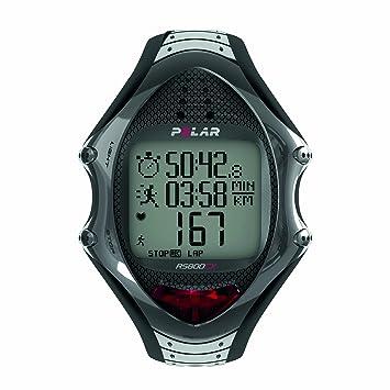 Polar Pack RS800CX GPS (incluye G3) - Reloj para triatlón con pulsómetro, sumergible
