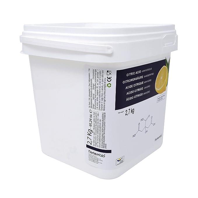 79476dbb250 NortemBio Acide Citrique 1 L