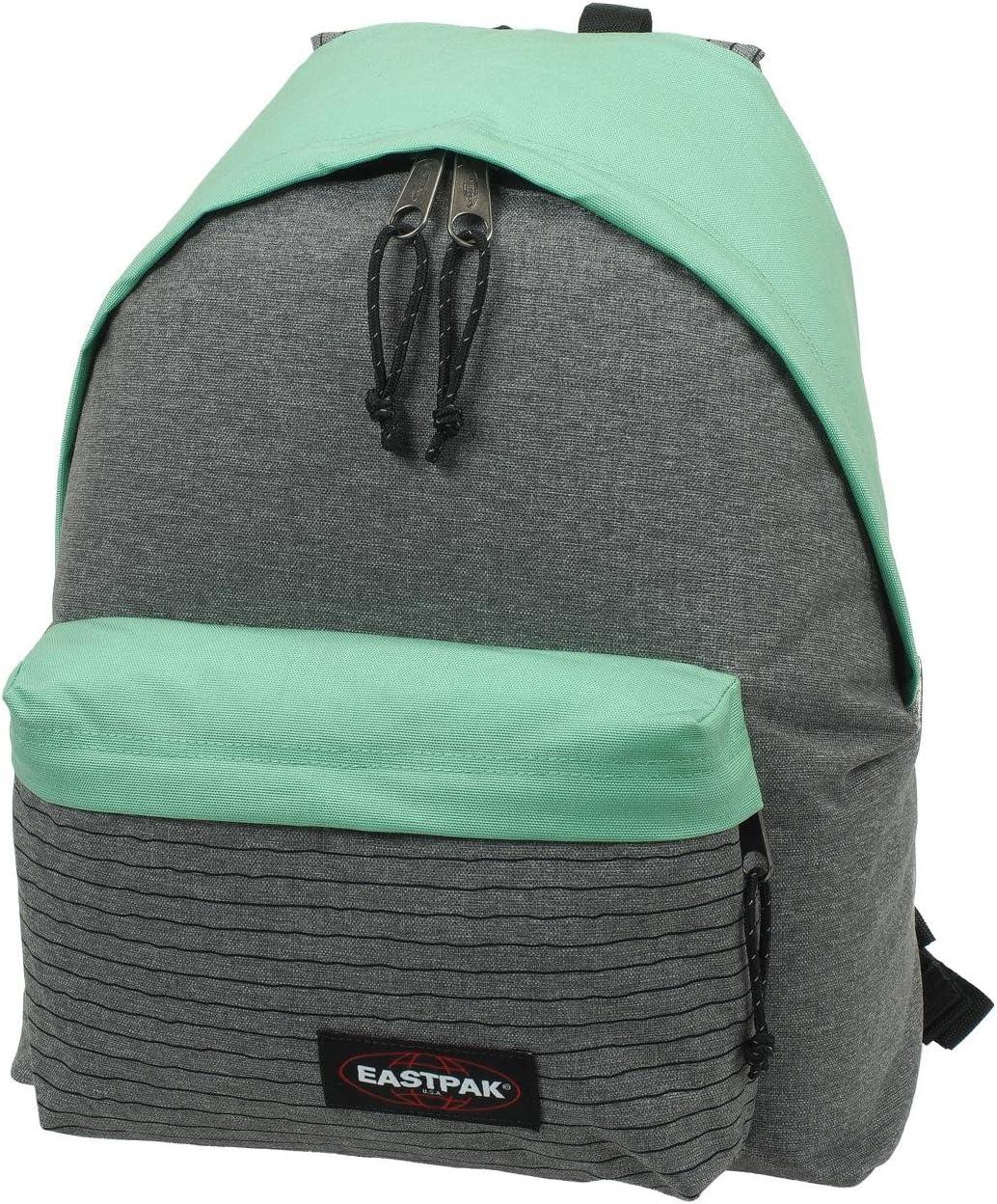 Eastpack Padded Pakr Mochila Casual, Talla Única, Mix Stripe ...