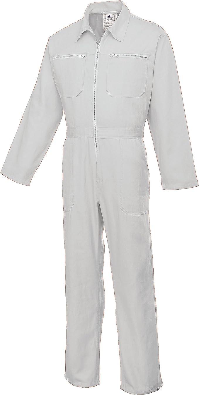 Portwest C811NARXXXL Cotton Boiler suit Regular Navy 3X-Large