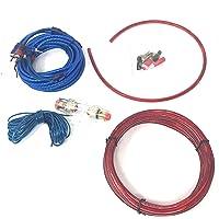 Juego de accesorios para montaje de amplificador cableado