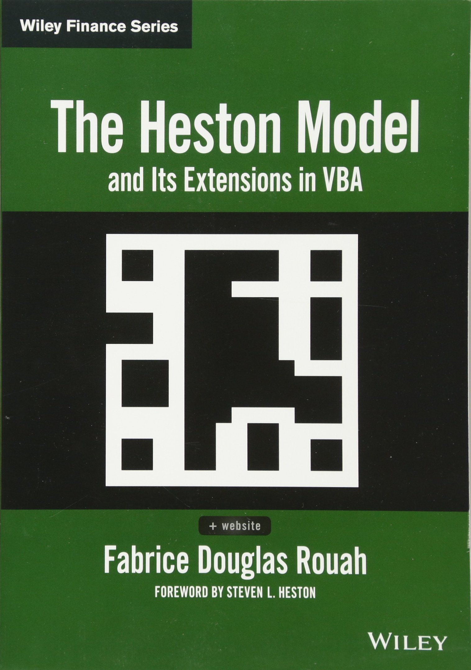 Amazon fr the heston model and its extensions in vba fabrice d rouah steven l heston livres