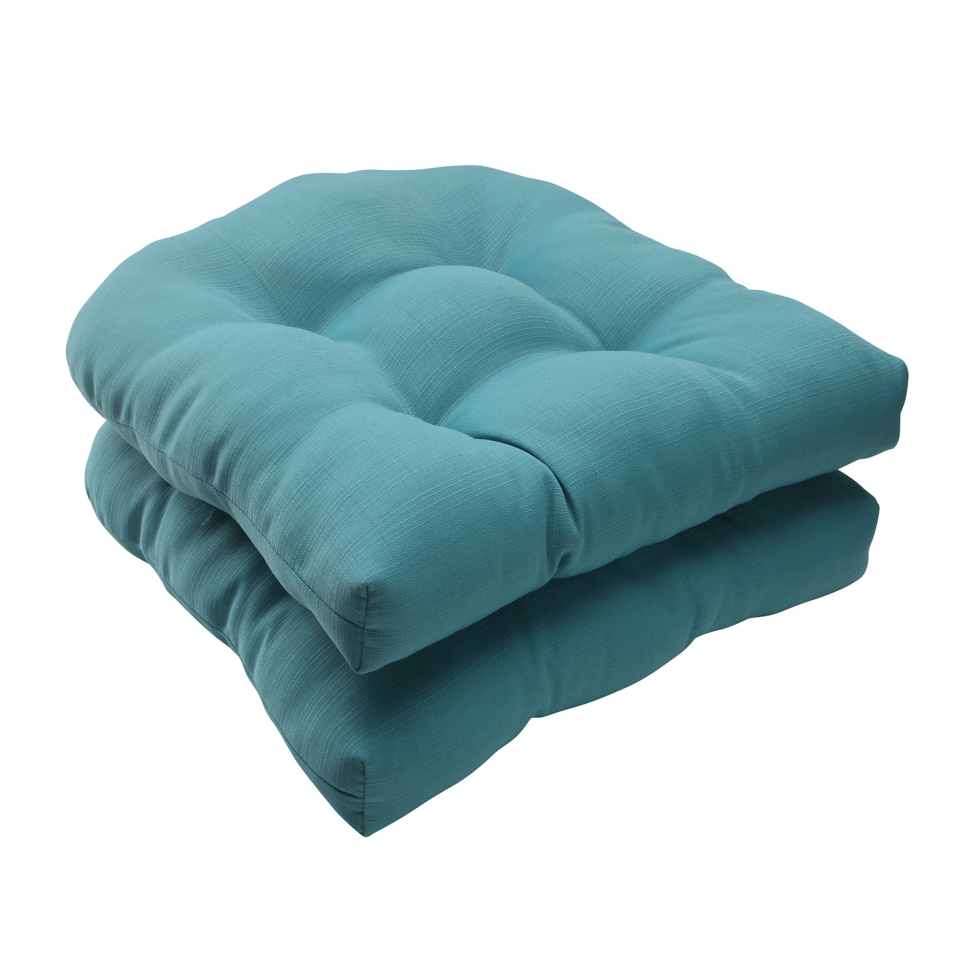 Pillow Perfect Indoor/Outdoor Forsyth Wicker Seat