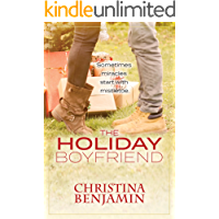 The Holiday Boyfriend: A Stand-Alone YA Contemporary Romance Novel (The Boyfriend Series Book 4) (English Edition)
