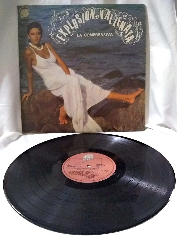Explosion Vallenata - La Max 41% OFF low-pricing Comprensiva- Vinyl LP