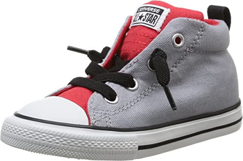Converse Chuck Taylor All Star Street Mid, Baskets mode mixte enfant