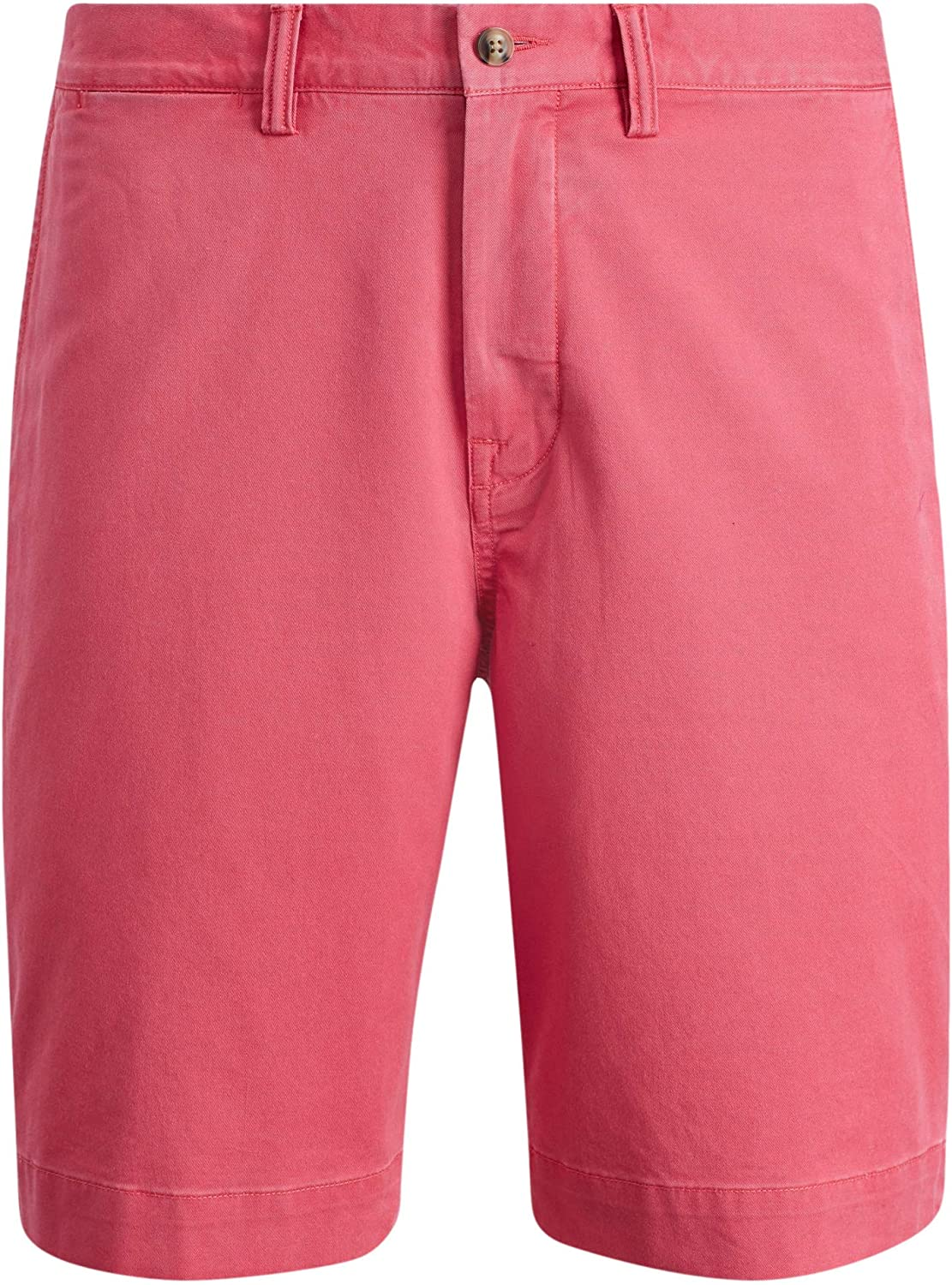 "Ralph Lauren Polo Men's Stretch Classic-Fit 9.5"" Flat Front Shorts"