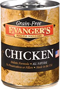 Grain-Free Chicken for Dogs & Cats