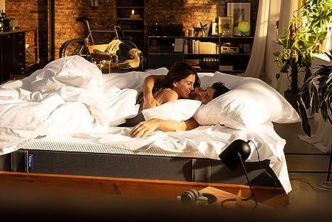 Emma Colchón 180x190 - Colchones visco de Espuma Cama Doble Memory Foam - Transpirable y máximo Confort (Disponible en 19 Medidas): Amazon.es: Hogar