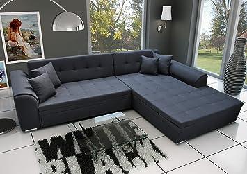 Couch Couchgarnitur Sofa Polsterecke Sorento Wohnlandschaft