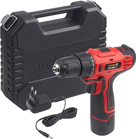 chargeur batterie perceuse sans fil meister