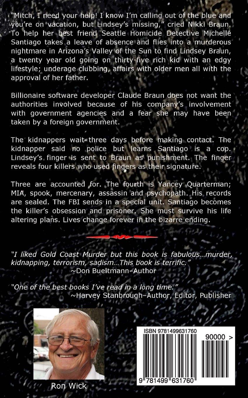Desert Kill: Volume 2 (Santiago Mystery): Amazon.es: Wick ...