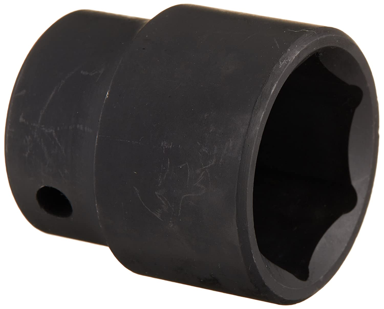DEWALT DWMT75123OSP 6 Point 1/2' Drive Impact Socket 1-1/16' SAE Stanley Black & Decker DWMT75123B