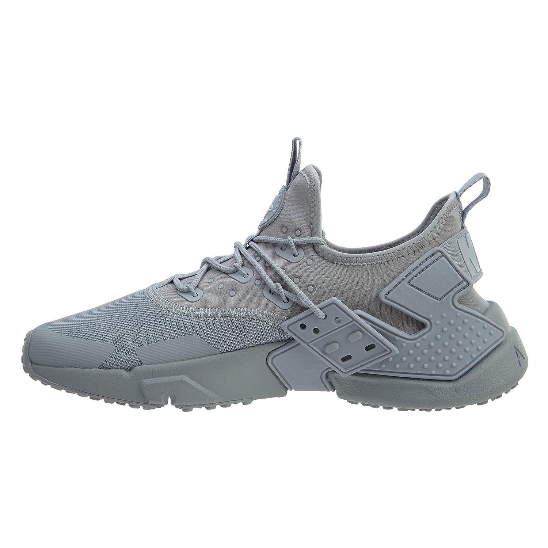 new style 31611 d8729 Amazon.com   Nike Air Huarache Drift Men s Running Shoes Wolf Grey White  ah7334-004 (11.5 D(M) US)   Road Running