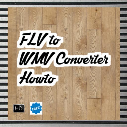 FLV to WMV Converter Howto
