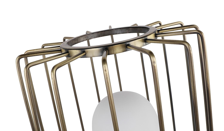 Woodbridge Lighting 19371CBRLE Table Lamp Brushed Brass