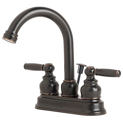 Laguna Brass 2023tb Bathroom Sink Faucet Oil Rubbed Bronze Finish