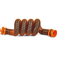 $40 » Camco - 39865 RhinoEXTREME 5ft RV Sewer Hose Extension Kit with Swivel Fitting,…