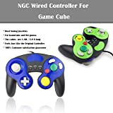 Poulep NGC Wired Controller for Wii Gamecube