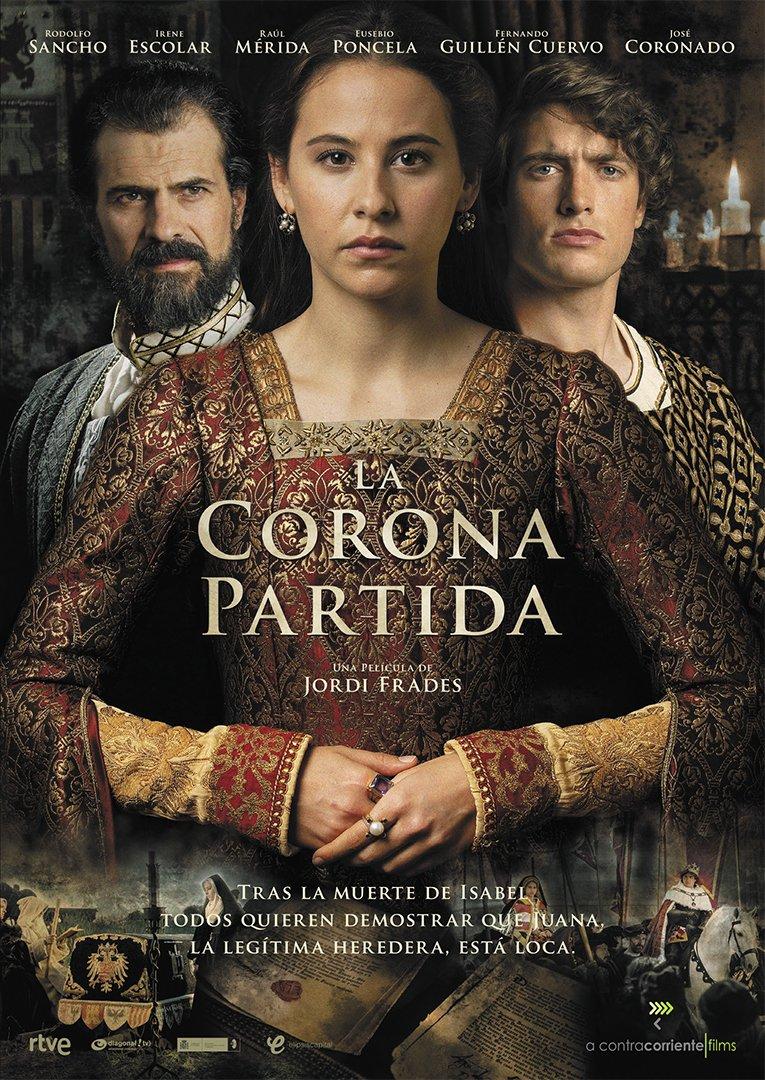La corona partida [DVD]