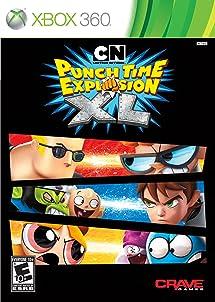Amazon Com Cartoon Network Punch Time Explosion Xl Xbox 360