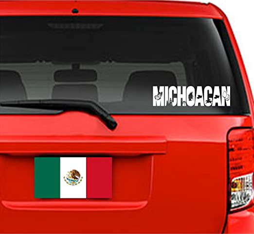 amazon com jeyfel decals vinyl decal sticker car window wall emblema michoacan mexico clothing jeyfel decals vinyl decal sticker car window wall emblema michoacan mexico