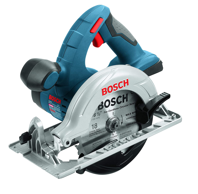 6. Bosch CCS180B Circular Saw