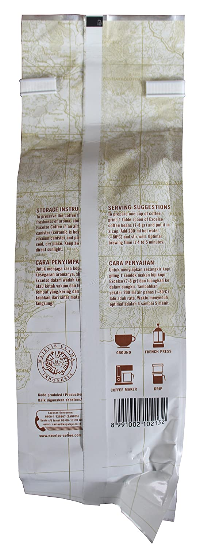 Excelso Classic Coffee 200 Gram Biji Daftar Harga Terkini Terlengkap Oralit Ml Amazoncom Robusta Gold Factory Ground 705 Oz