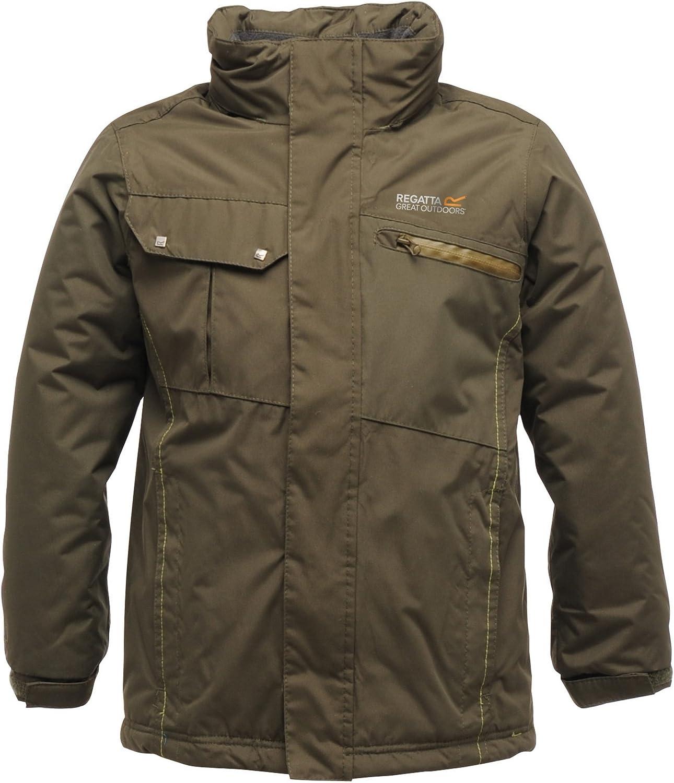 Regatta Great Outdoors Boys Alfie Waterproof Jacket