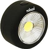 Rolson 61607 3 W COB Round Light - Multi-Colour