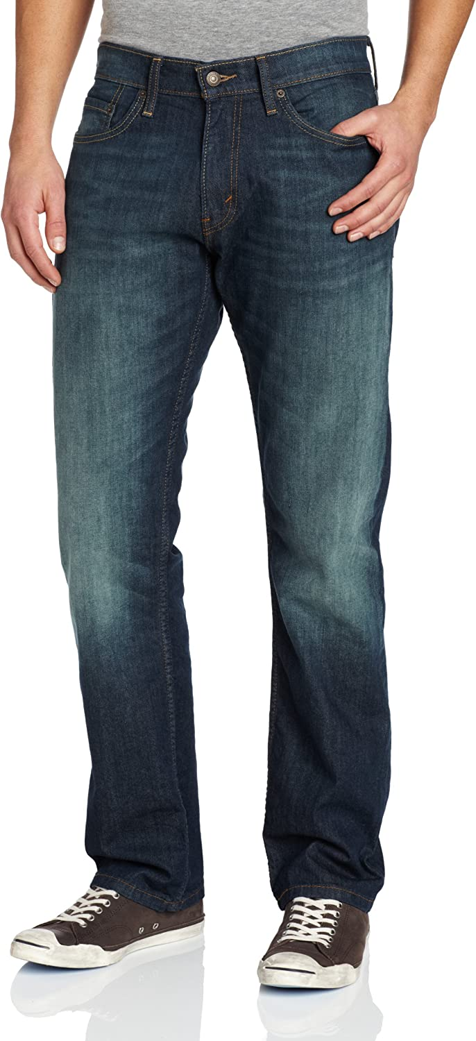 Levi's Men's 514 Straight Fit Stretch Jean at  Men's Clothing store