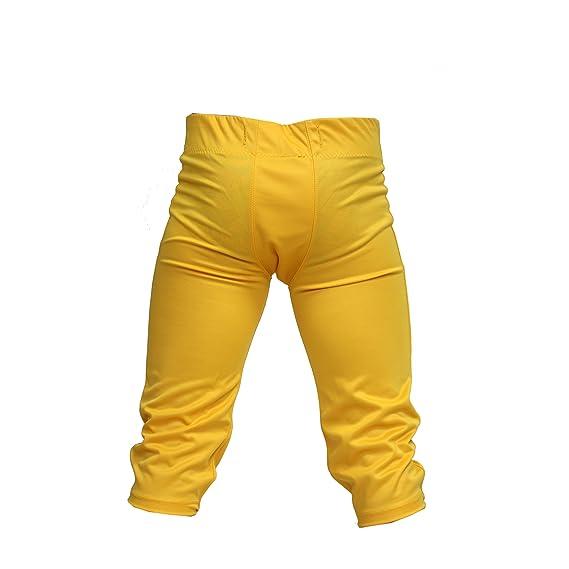 Barnett FP-2 Pantalon de Football am/éricain us Match Blanc