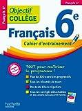 OBJECTIF COLLEGE FRANCAIS 6EME